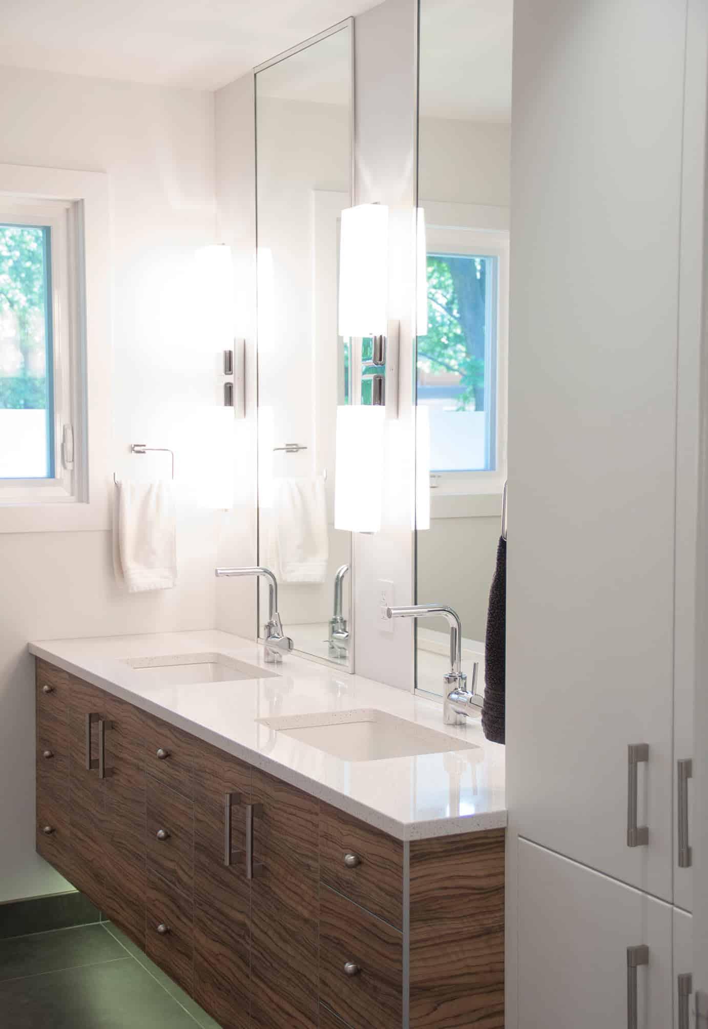 Modern Bathroom Vanities